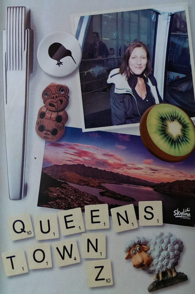 Queenstown Gondola Post Card