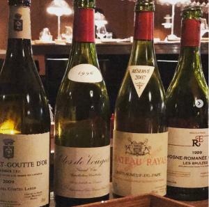 Pretty Wines from Mathias Dahlgren